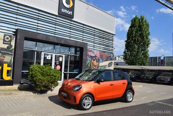 SMART FORFOUR smart  60 kW electric drive : Smart forfour