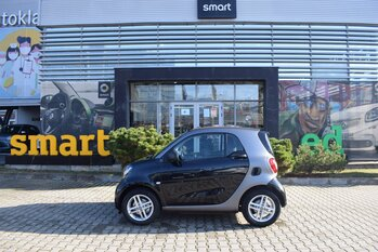 SMART FORTWO smart  coupe 60 kW electric drive : Smart fortwo