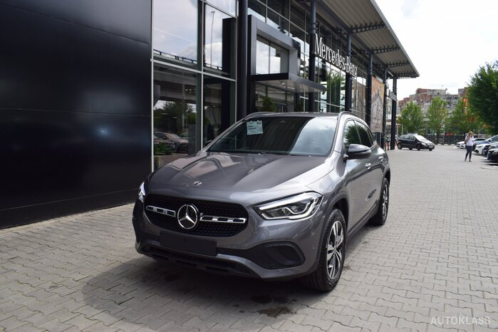 MERCEDES-BENZ GLA 200 d 4MATIC : Mercedes-Benz GLA