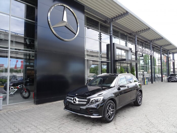 MERCEDES-BENZ GLC 250 d 4MATIC : Mercedes-Benz GLC
