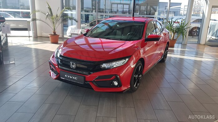 HONDA CIVIC 5D  1.5 VTEC Turbo MT Sport : Honda Civic 5D