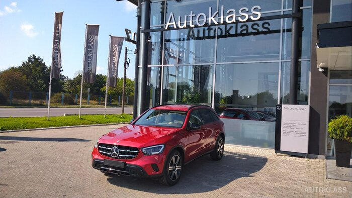 MERCEDES-BENZ GLC 200 d 4MATIC : Mercedes-Benz GLC