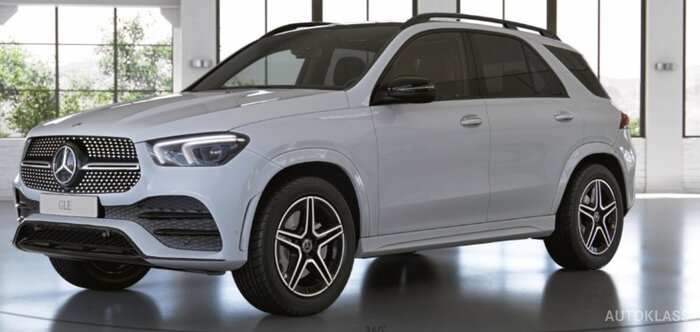 MERCEDES-BENZ GLE 400 d 4MATIC : Mercedes-Benz GLE