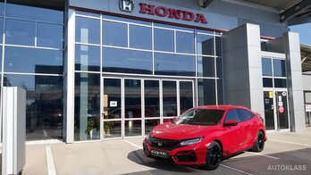 HONDA CIVIC 5D 1.0 VTEC Turbo MT Sport : Honda Civic 5D