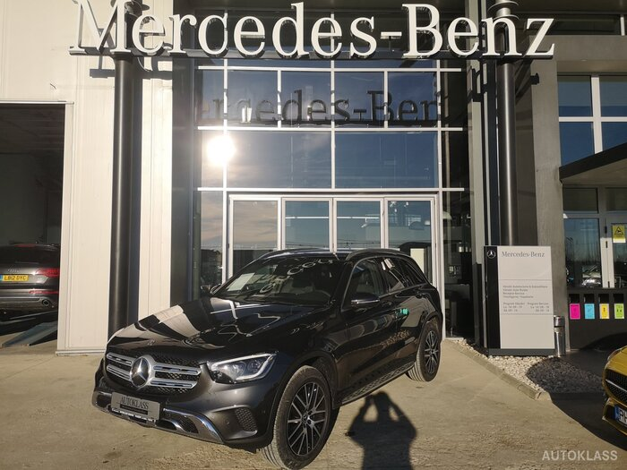 MERCEDES-BENZ GLC 300 4MATIC : Mercedes-Benz GLC