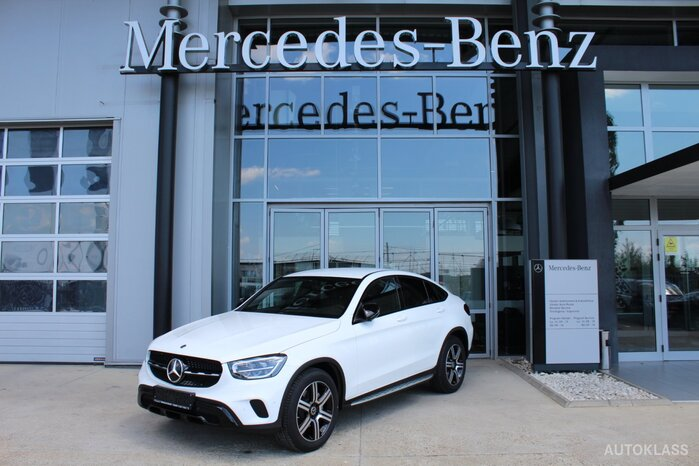 MERCEDES-BENZ GLC 220 d 4MATIC Coupe : Mercedes-Benz GLC