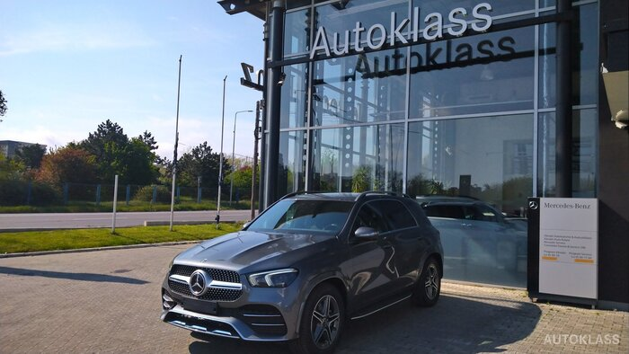 MERCEDES-BENZ GLE 350 d 4MATIC : Mercedes-Benz GLE