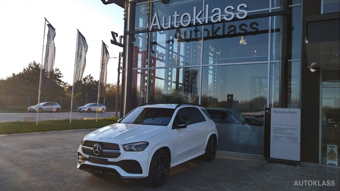 MERCEDES-BENZ GLE 450 4MATIC : Mercedes-Benz GLE