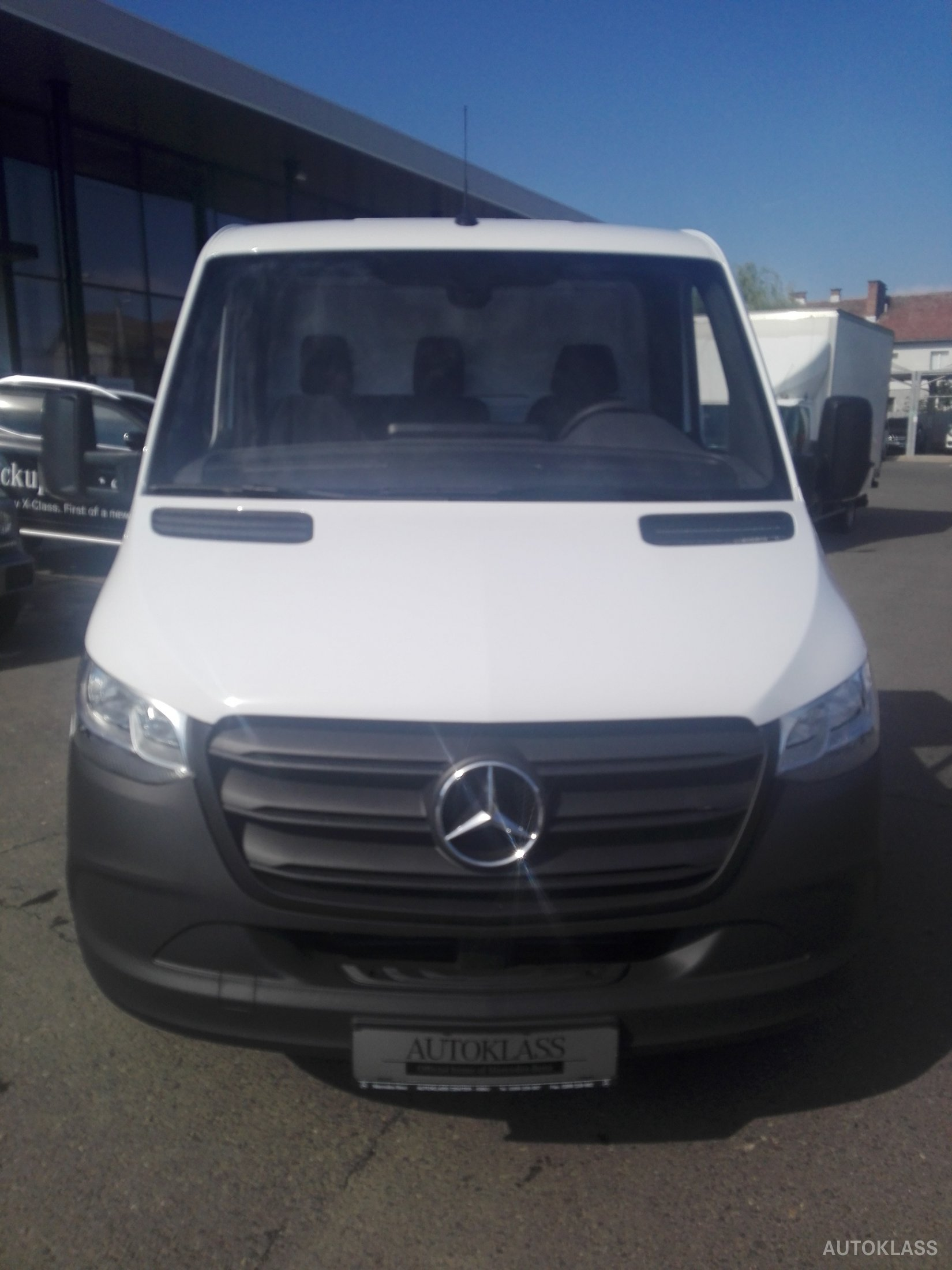 MERCEDES-BENZ SPRINTER 316 FG : Mercedes-Benz SPRINTER