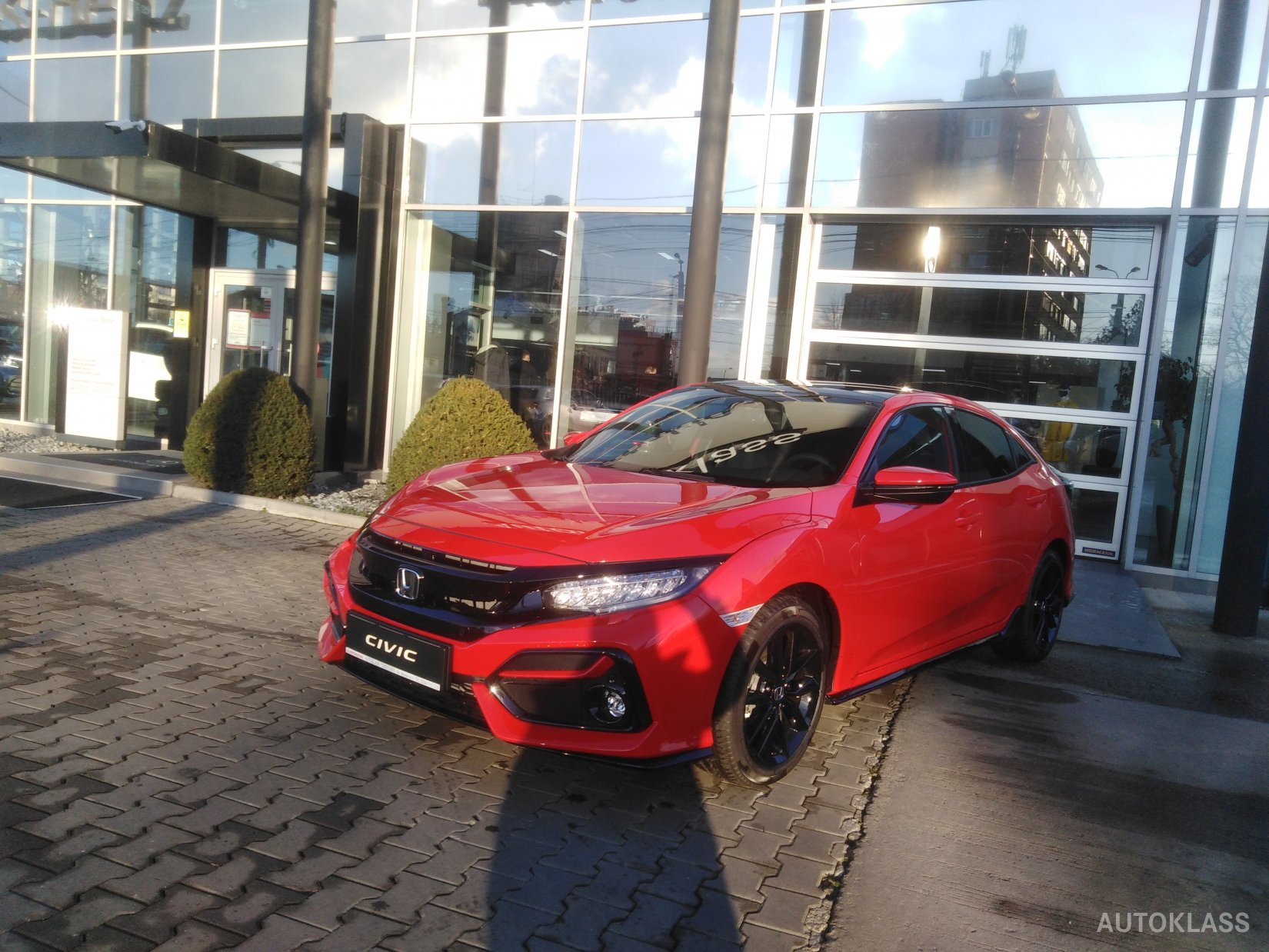 HONDA CIVIC 5D 1.5 VTEC Turbo MT Sport Plus : Honda Civic 5D