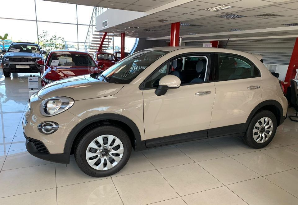 : Fiat 500X