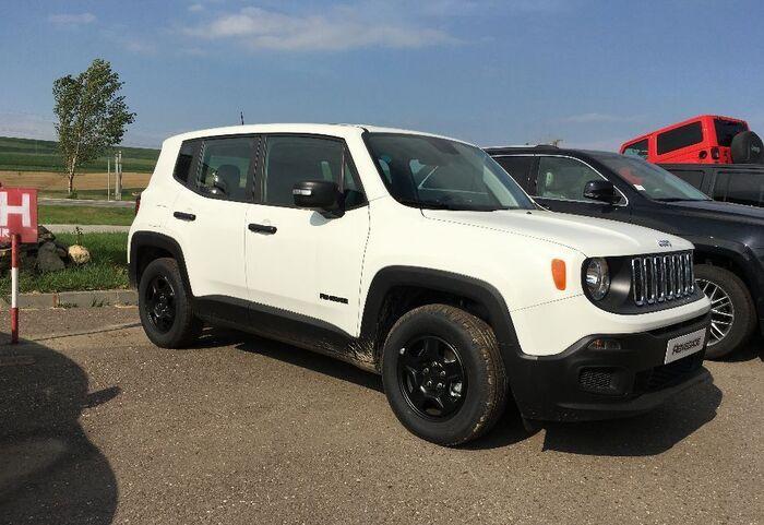 : Jeep RENEGADE