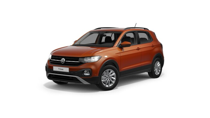 T-Cross Life 1.0 TSI DSG / 115 CP/85 kW / 1.0l / Direct Shift Gearbox / 4-usi : Volkswagen T-Cross