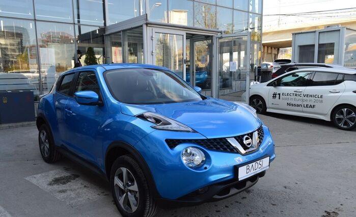 : Nissan JUKE