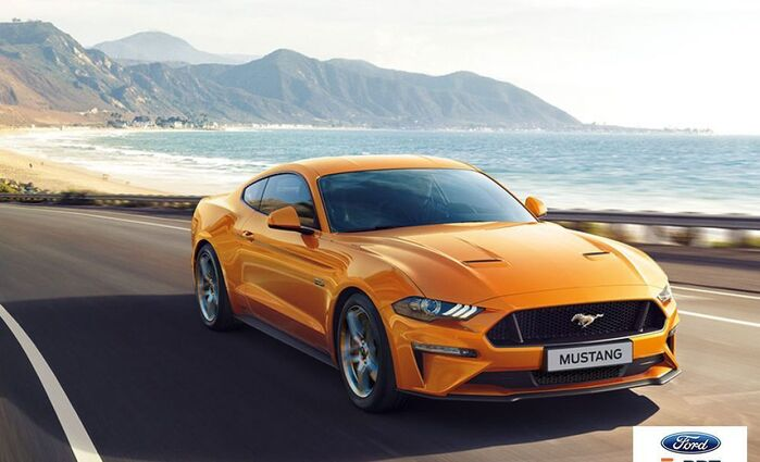 : Ford Mustang
