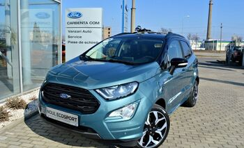 Ford Ecosport ST-Line : Ford Ecosport ST-LINE