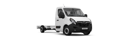 Opel Movano Chassis Cab L3H1 3.5t, 2.3 Turbo Diesel (110 kW / 150 CP) Start/Stop : Opel Movano