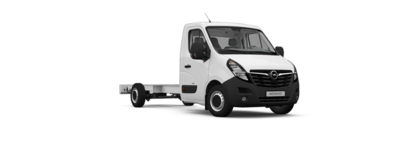Opel Movano Chassis Cab L3H1 3.5t, 2.3 Turbo Diesel (132 kW / 180 CP) Start/Stop : Opel Movano
