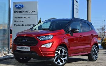 ECOSPORT ST Line 1.0 ECOBOOST 125 HP : Ford Ecosport