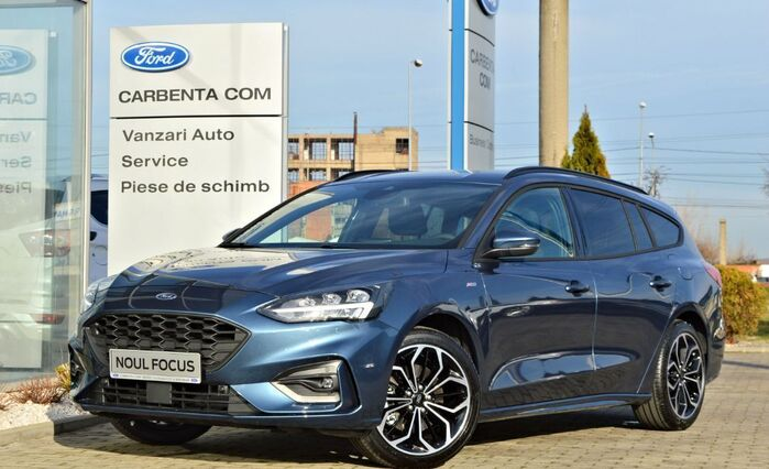 FOCUS ST-LINE BUSINESS WAGON 1.0 ECOBOOST 125 CP : Ford Focus  ST Line Business