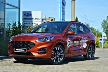 Ford Kuga ST Line X / 2.5PHEV 225CP / CVT / FWD : Ford Kuga ST-LINE