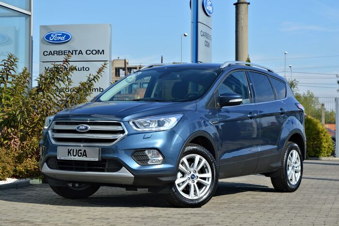 Ford Kuga Business / 2.0 TDCi 150CP : Ford Kuga