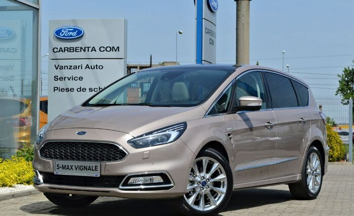 : Ford S-Max