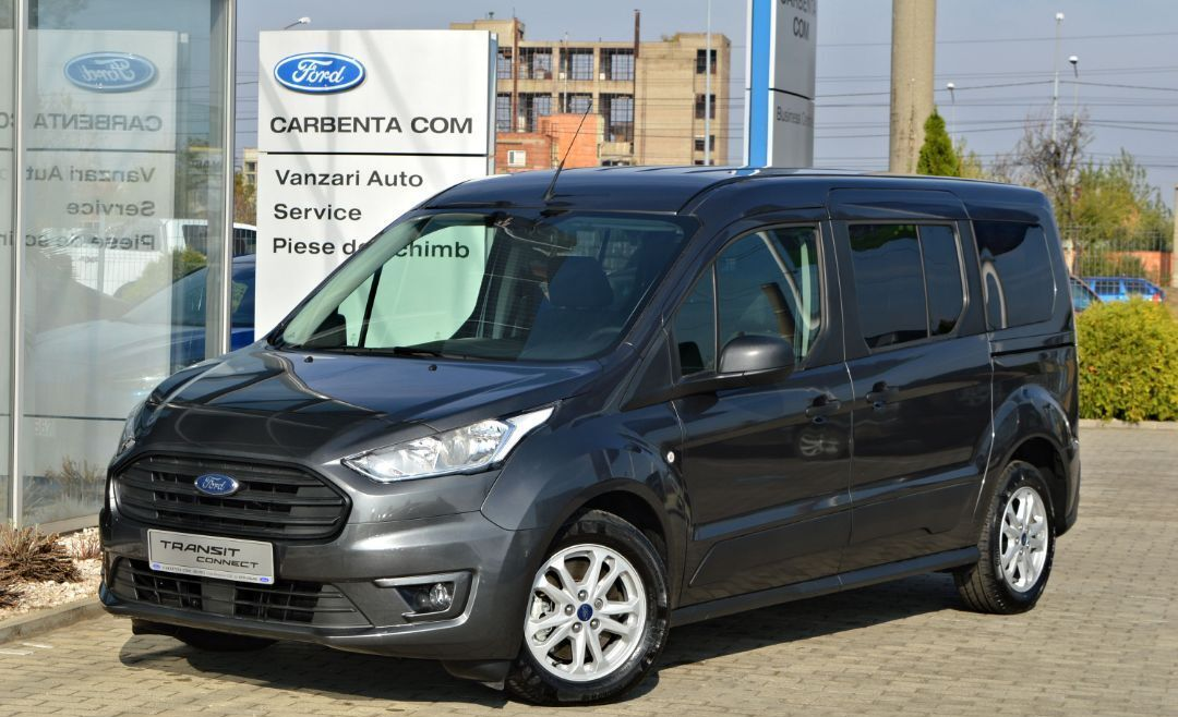 Ford Transit Connect CK : Ford Transit