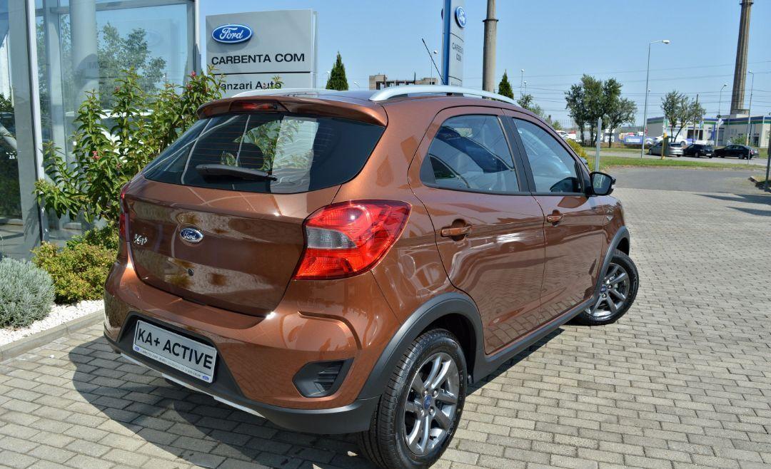 : Ford KA