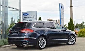 Ford Mondeo Vignale Hybrid Wagon : Ford Mondeo