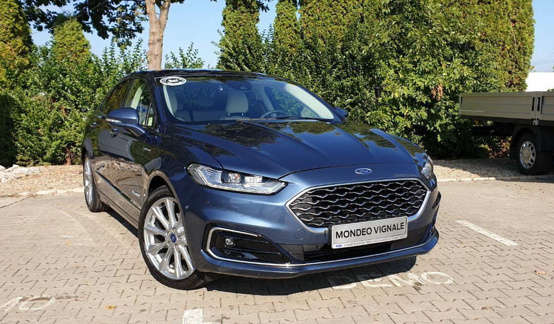 : Ford Mondeo