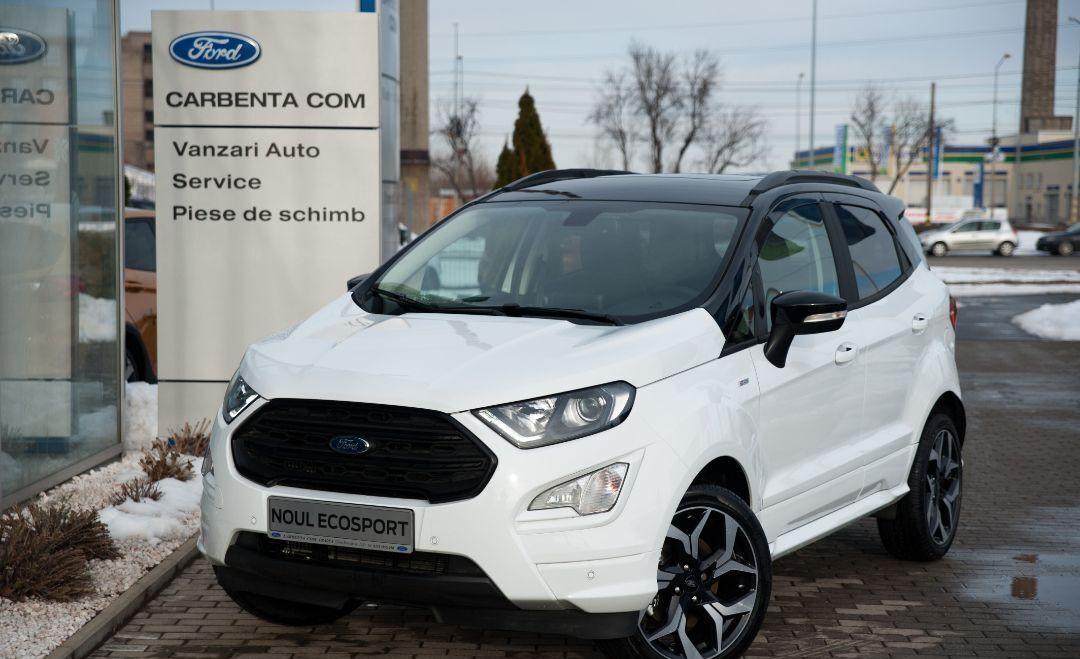: Ford EcoSport ST-LINE