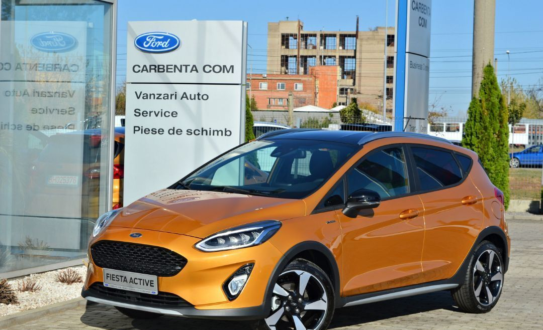 : Ford Fiesta ACTIVE 2