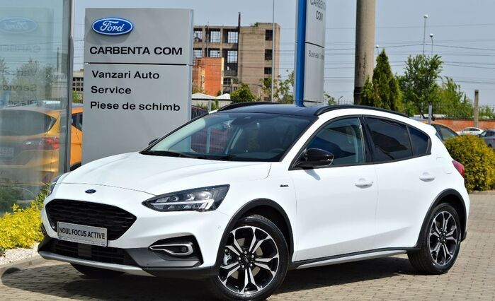 : Ford Focus Active Business