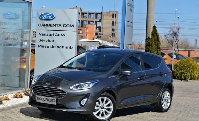 : Ford Fiesta TITANIUM