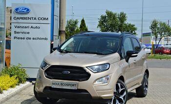 Ford Ecosport ST-Line : Ford Ecosport ST-LINE