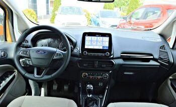 Ford Ecosport Titanium - Xenon - 1.0 Ecoboost 125CP : Ford Ecosport TITANIUM