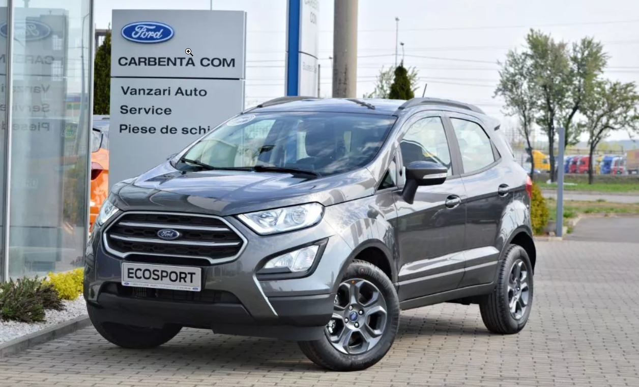 : Ford EcoSport TREND