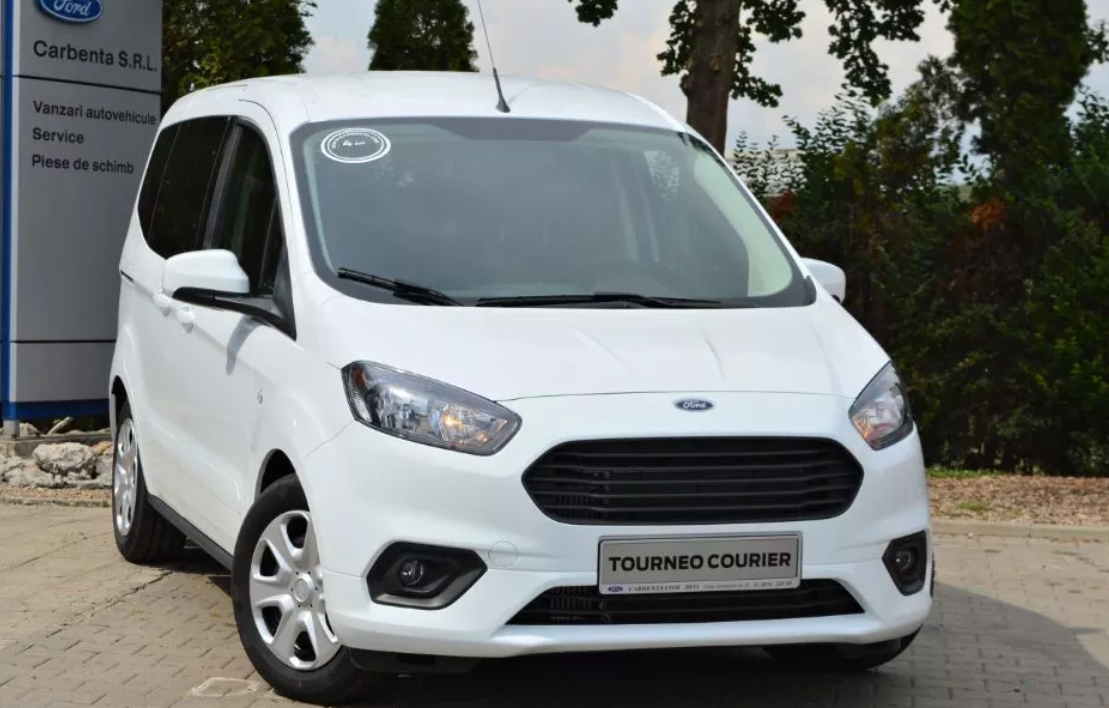 : Ford Tourneo Courier Trend