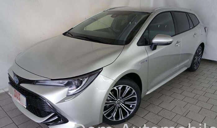 : Toyota Corolla Touring Sports
