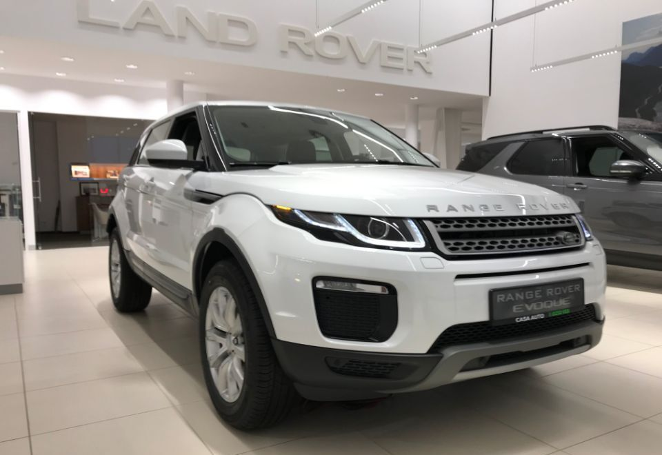 : Land Rover EVOQUE