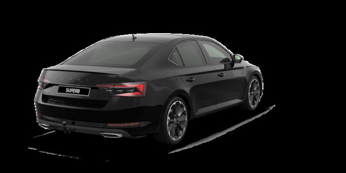 Superb Sportline 2.0 TSI 4x4 DSG / 272 CP/200 kW / 2.0l / Direct Shift Gearbox / 5-usi : Skoda SUPERB SPORTLINE