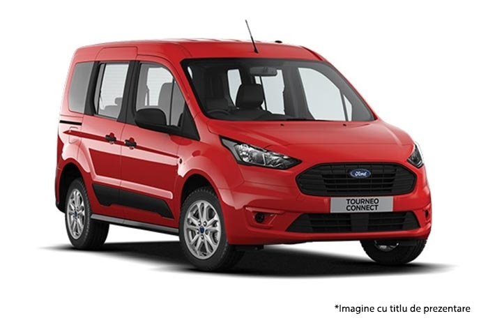 FORD CONNECT VAN TREND 1.5 TDCI 100 HP MAN LWB COM KOMBI  : Ford TRANSIT CONNECT