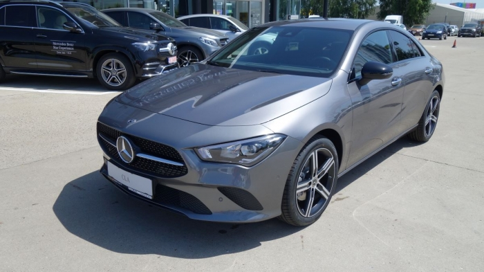 MERCEDES-BENZ CLA CLA 220 4MATIC COUPE  : Mercedes-Benz CLA