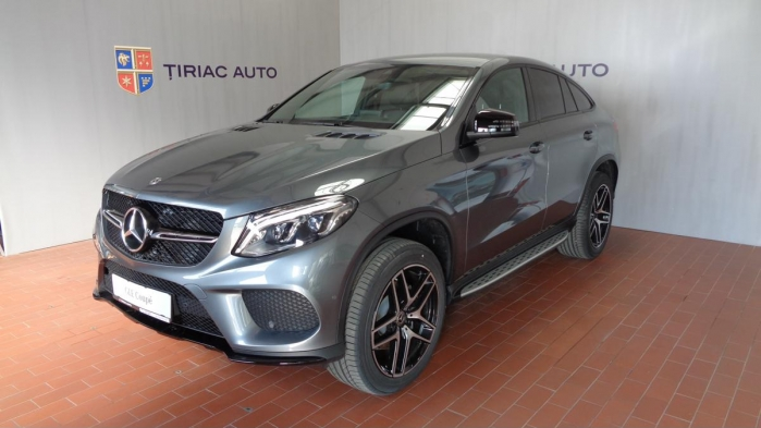 MERCEDES-BENZ GLE COUPE GLE 350 d 4MATIC Coupé  : Mercedes-Benz GLE