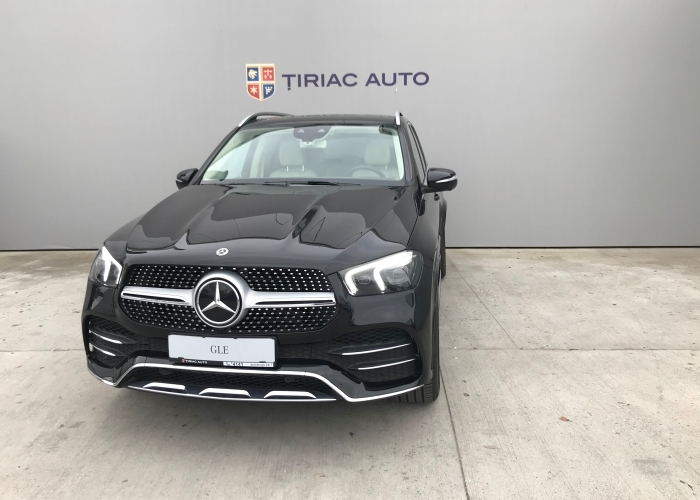 MERCEDES-BENZ GLE GLE 300 d 4MATIC  : Mercedes-Benz GLE