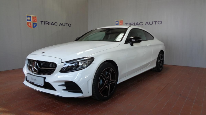 MERCEDES-BENZ Clasa C Coupe C 220 d 4MATIC COUPE  : Mercedes-Benz Clasa C
