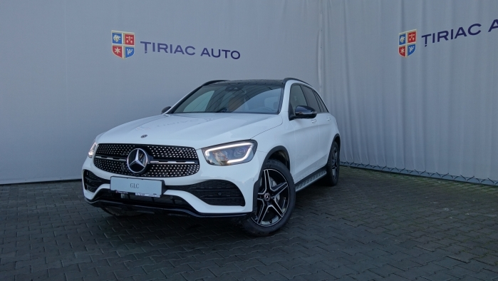 MERCEDES-BENZ GLC GLC 300 d 4MATIC  : Mercedes-Benz GLC