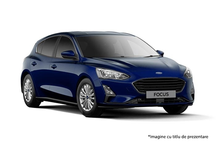 FORD FOCUS TREND EDITION 1.5 ECOBLUE 120 HP MAN WAG  : Ford Focus