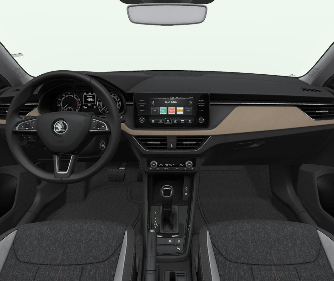 Kamiq Style 1.0 TSI DSG / 115 CP/85 kW / 1.0l / Direct Shift Gearbox / 5-usi : Skoda Kamiq